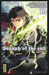 Seraph of the end, tome 13
