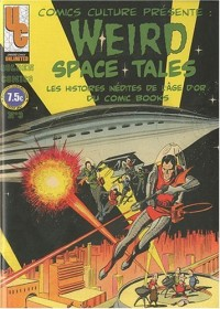 Golden comics n°03 Weird Space Tales