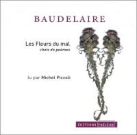 Les Fleurs du mal (CD audio)