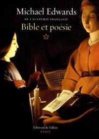 Bible et poésie (199 Essais littéraires)
