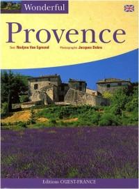 Provence : Edition en anglais
