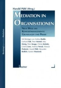 Mediation in Organisationen.