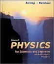 Physics for Scientists and Engineers: Volume 3 Chapters 23-34