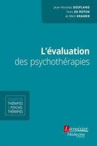 L'évaluation des psychothérapies