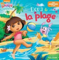 Dora à la plage