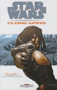Star Wars The Clone Wars Aventures : Pack en 2 volumes : Tome 1, La Défense de Kamino ; Tome 2, Victoires et sacrifices