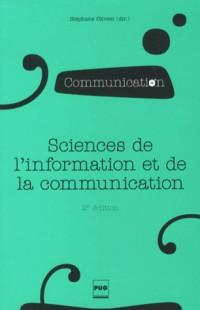 Sciences de l'Information et de la Communication (les)-2e ed