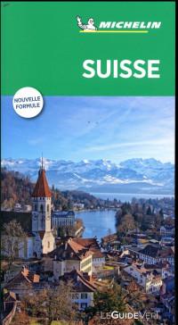 Guide Vert Suisse Michelin
