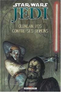 Star Wars - Jedi, tome 2 : Quinlan Vos contre ses démons