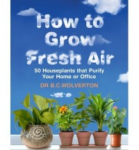 [ HOW TO GROW FRESH AIR 50 HOUSEPLANTS THAT PURIFY YOUR HOME OR OFFICE BY WOLVERTON, B.C.](AUTHOR)PAPERBACK