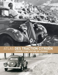 Atlas des Tractions Citroën