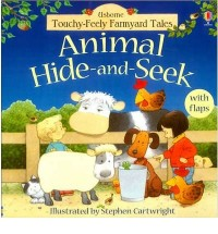 ANIMAL HIDE AND SEEK BY (CARTWRIGHT, STEPHEN) HARDBACK
