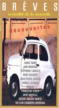 Brèves, N°69 : Découvertes : Eté 2003