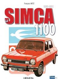 Simca 1100, 1967-1981