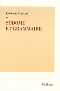 Sodome et Grammaire