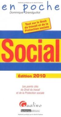 Social 2010 : Les points clés du droit du travail et de la protection sociale