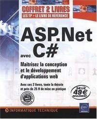 ASP.Net avec C# - Maitrisez la conception et le développement d'applications web