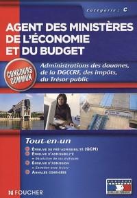 Agent du ministère de l'économie et des finances catégorie C