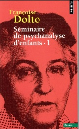 Séminaire de psychanalyse d'enfants - tome 1 (1) [Poche]