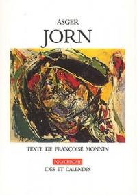 Asger Jorn (livre non massicoté)