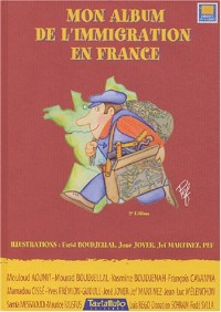 Mon album de l'immigration en France (1CD audio)
