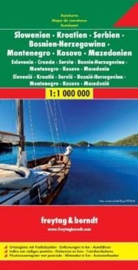 Slovenia - Croatia - Serbia (Bosnie-Herz/Mac): FB.J159