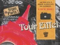 Tour Eiffel - Le coffret de tous les secrets