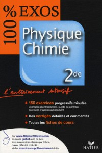 Physique-chimie 2nd
