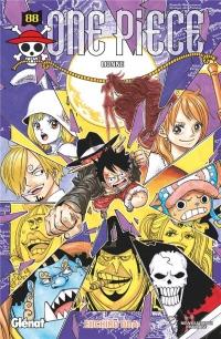 One Piece - Édition originale - Tome 88