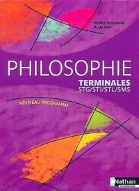 Philosophie Tle STG-STI-STL-SMS