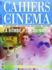Cahiers du cinéma, N° 703, Septembre 2014