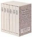 Aus dem Bleistiftgebiet. Ausgabe in sechs Bänden.