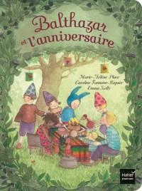 Balthazar et l'anniversaire - pédagogie Montessori