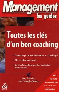 Toutes les clés d'un bon coaching