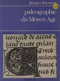 Paléographie du Moyen Age