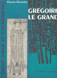 Grégoire le Grand (livre non massicoté)