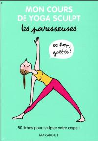 Boite Les Paresseuses - Mon cours de yoga sculpt