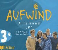 Aufwind 3e (CD audio pour la classe)