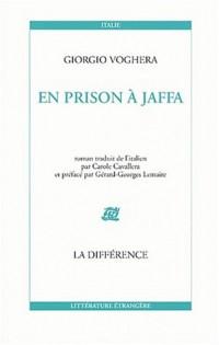 En prison à Jaffa