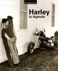Harley Davidson, coffret (20 planches photographiques incluses)