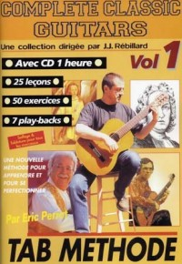 Perrot : Complete Classic Guitars, volume 1 (CD Inclus)