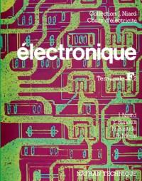 Électronique : Classe de terminale F2