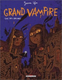 Grand vampire, tome 4 : Quai des brunes