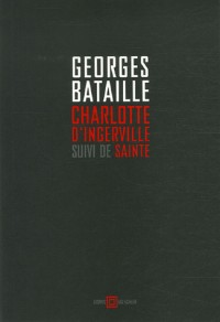 Charlotte d'Ingerville & Sainte