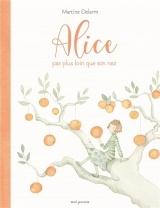 Alice pas plus loin que son nez