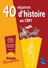40 Séquences d'histoire au CM1