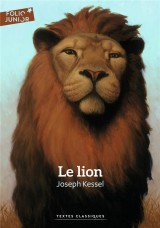 Le lion [Poche]