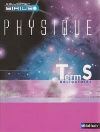 Physique Tle S Obligatoire : Programme 2002