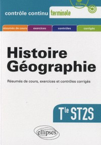 Histoire geographie terminale st2s