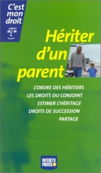 Hériter d'un parent